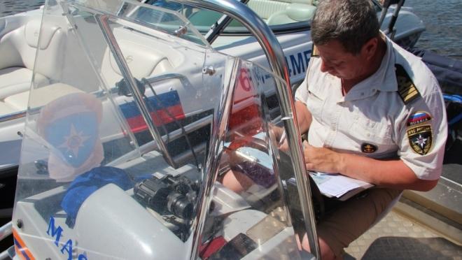 В Марий Эл с начала навигации выписано 70 протоколов на судоводителей