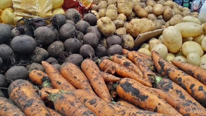 В Марий Эл подешевели сезонные овощи и подорожало мясо