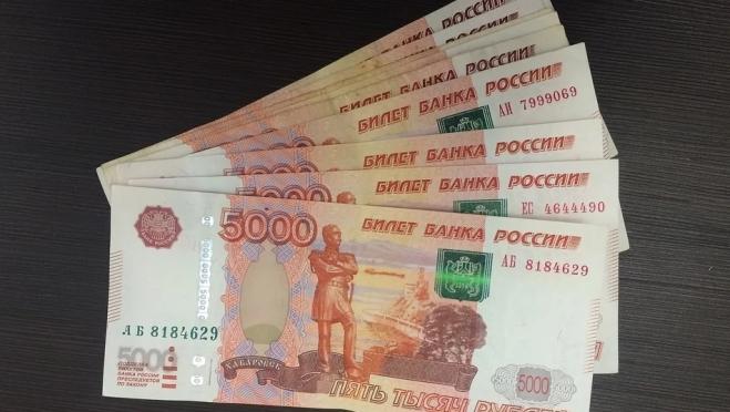 Житель Ежово пойдет под суд за покупки фальшивыми деньгами