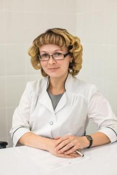 Лучинина Дарья Григорьевна врач дерматовенеролог