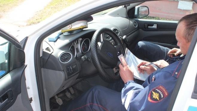 Более 8 000 постановлений выписали госавтоинспекторы в январе