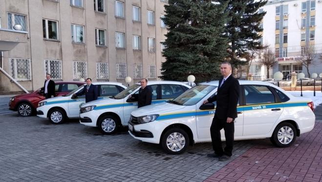 Гостехнадзор Марий Эл получил новые машины