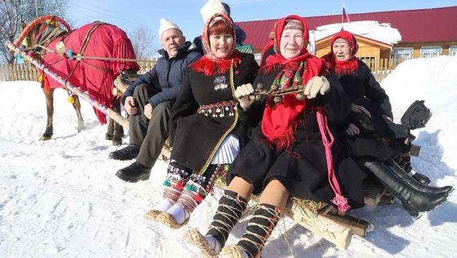 1 марта в Йошкар-Оле отметят праздник Ӱярня