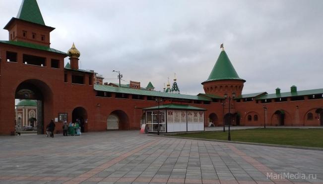 Йошкаролинцев ждут на сельскохозяйственной ярмарке в Царевококшайском Кремле