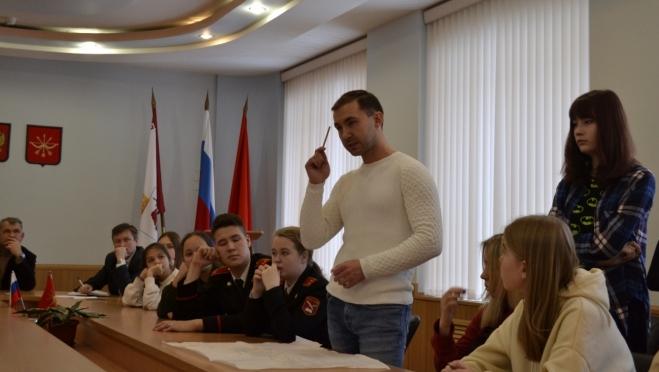 В Козьмодемьянске появится техносквер «Сияние»