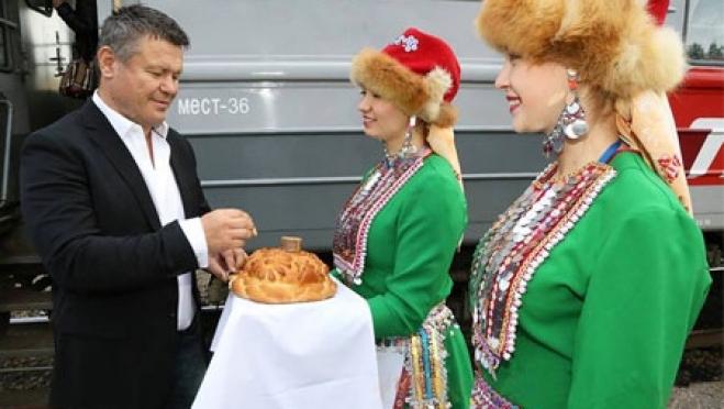 Жителей Марий Эл приглашают на зарядку с голливудским актёром Олегом Тактаровым