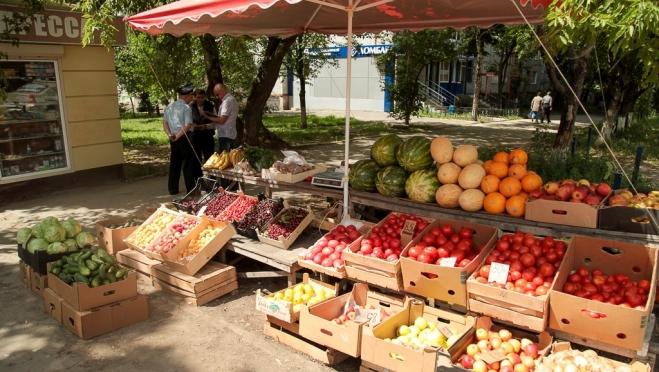 В Йошкар-Оле продолжаются рейды по выявлению незаконной уличной торговли