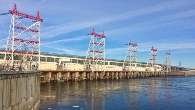 Чувашский ЦГМС предупреждает об угрозе подтопления территорий возле Чебоксарской ГЭС