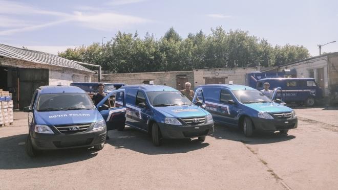 Почта России в Марий Эл получила новые автомобили