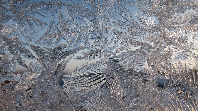 Морозные узоры как вид почти утраченного искусства