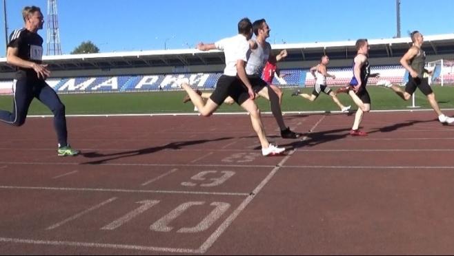 На беговых дорожках установлены новые рекорды Марий Эл