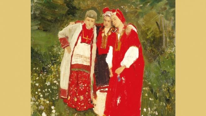 Ещё одна выставка Русского музея приезжает в Йошкар-Олу