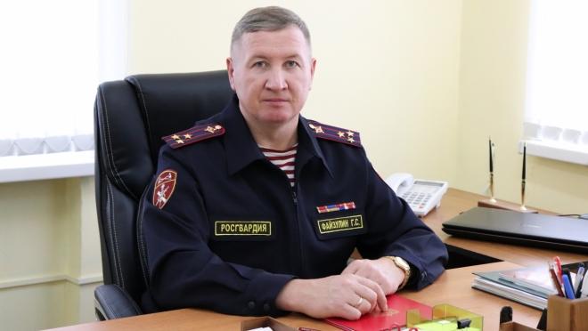 Региональное управление Росгвардии возглавил Геннадий Файзулин