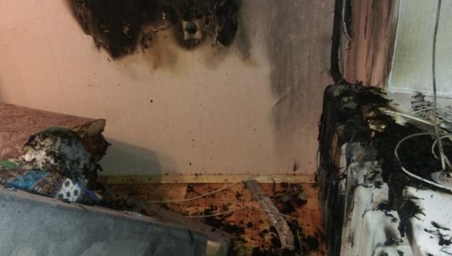 В Марий Эл неосторожность при курении дважды за сутки стала причиной вызова огнеборцев