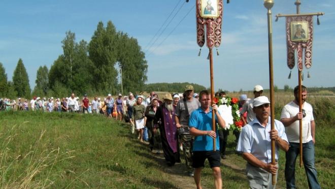 По территории Оршанского района пройдёт Успенский крестный ход