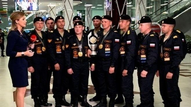 Уроженец Моркинского района вырвал победу в «Танковом биатлоне»