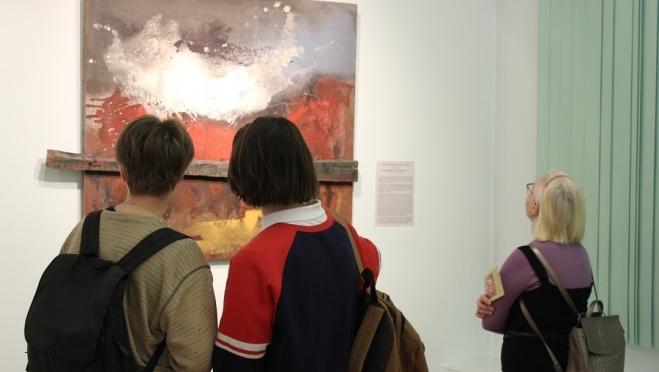 Национальная художественная галерея открылась для посетителей