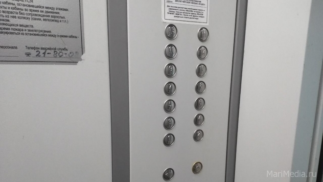 В лифтах Йошкар-Олы можно будет услышать голос Юрия Гагарина