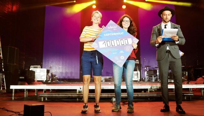 Проект «Первая марийская художница» выиграл грант 100 тысяч рублей