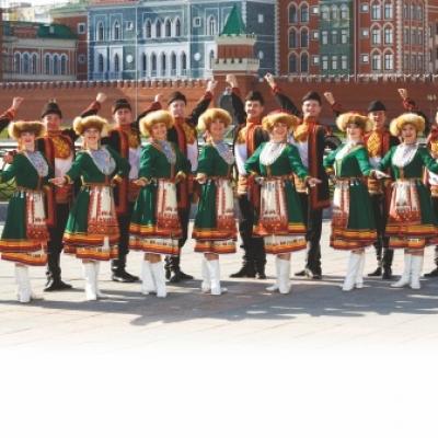 Концерт к юбилею Государственного ансамбля танца «Марий Эл»