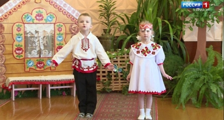 Детская передача «Шонанпыл» 06.04.2020