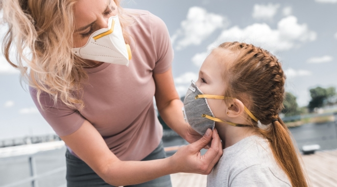 На минувшей неделе в Марий Эл заболели коронавирусом 6 детей и подростков