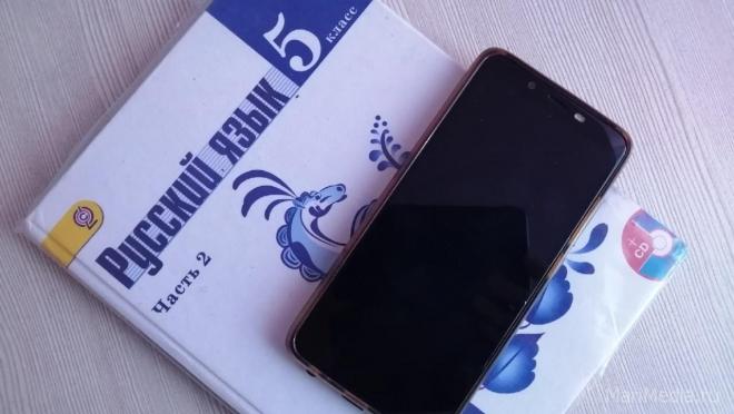 Школьникам Марий Эл запретили использовать смартфоны на учебе