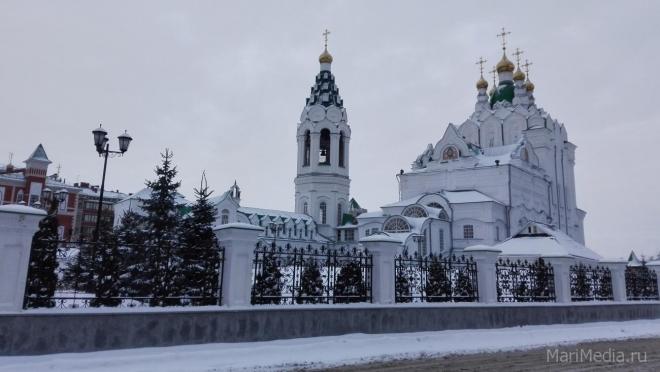 В новогоднюю ночь можно будет помолиться в храме