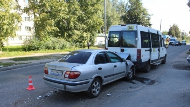 Нетрезвый водитель, спровоцировавший ДТП в Йошкар-Оле, угнал машину родственницы