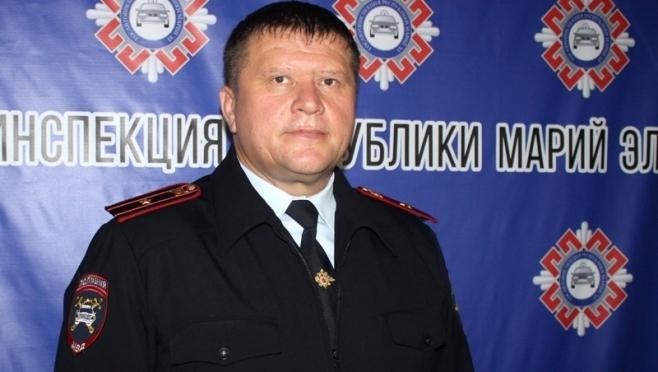 МРЭО ГИБДД республики возглавил Игорь Николаев