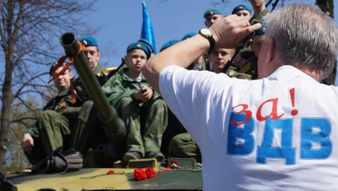 Йошкар-Ола готовится отметить День ВДВ марш-бросками