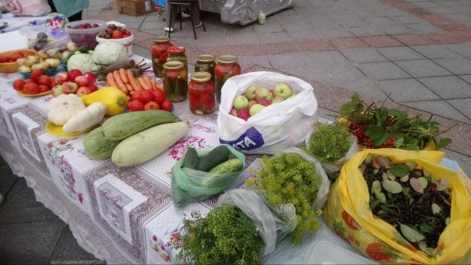 Первая осенняя сельхозярмарка откроется в Царевококшайском Кремле