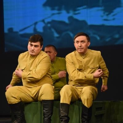 Вася Теркин - мой герой