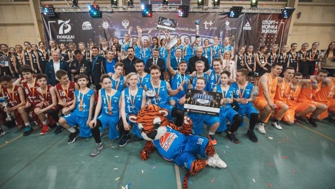 В Марий Эл определились победители регионального финала «КЭС-БАСКЕТ»