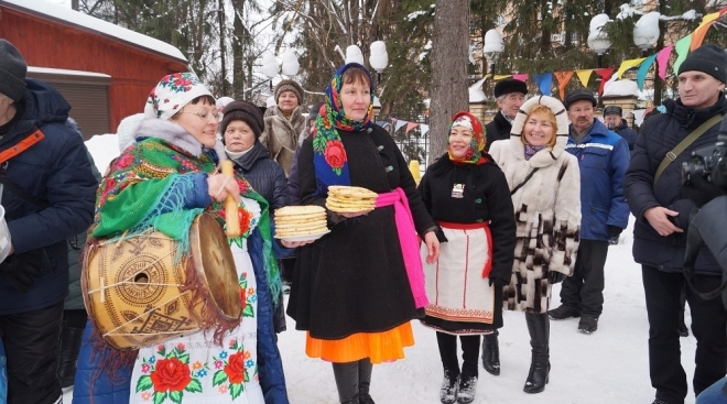 В культурной столице финно-угорского мира отметят Масленицу