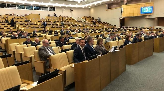 Депутаты фракции КПРФ встретились с министром транспорта РФ Евгением Дитрихом