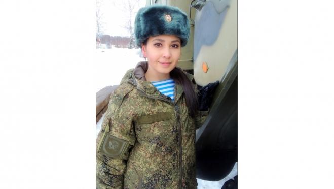 Уроженка Йошкар-Олы Мария Корчемкина вышла в финал конкурса «Мисс «Красная звезда»