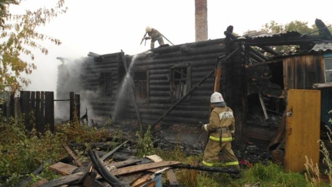 В Марий Эл за неделю сгорело семь домов