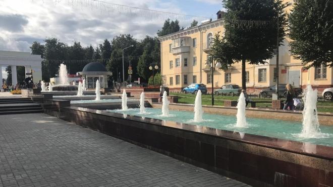 В Йошкар-Оле отремонтировали семь фонтанов