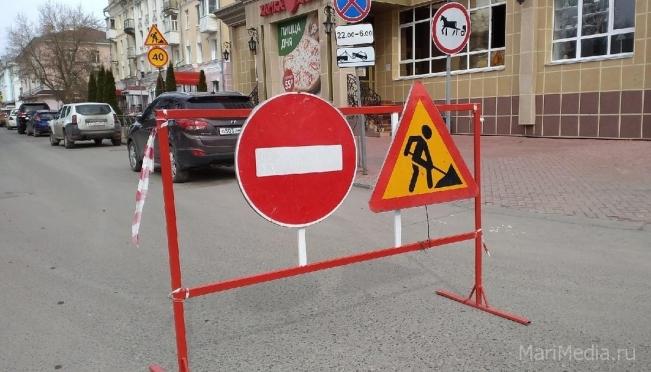 На перекрёстке Советская – Горького завтра начнутся ремонтные работы