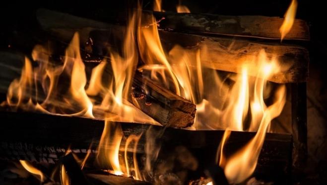 В Марий Эл горели баня, дом и сарай