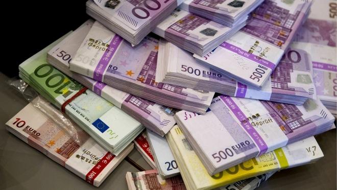 Евро опустился ниже 70 рублей