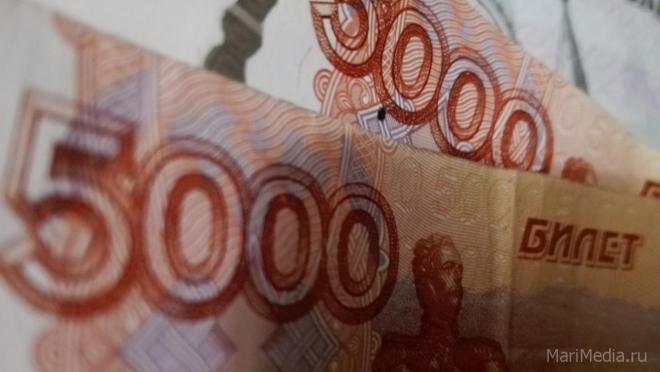 Государственный долг Республики Марий Эл сократился на 100 млн рублей