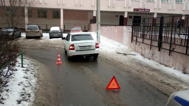 Госавтоинспекция Марий Эл ищет свидетелей наезда на пешехода