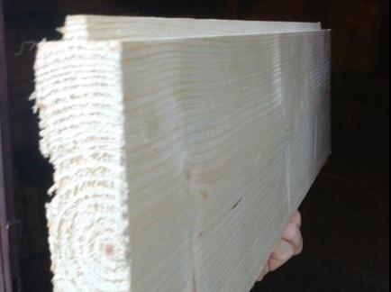Доска пола шпунтованная 30х135 АВ