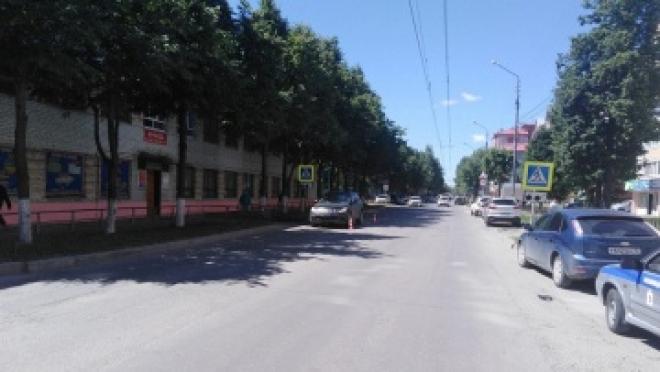 В Йошкар-Оле на пешеходном переходе сбили пенсионерку