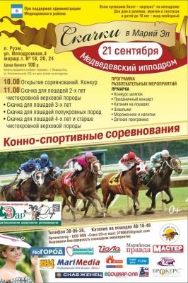 Конно-спортивные соревнования