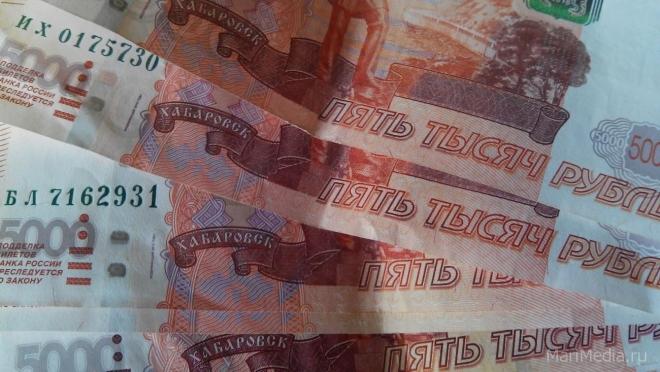 Житель Медведево разом погасил полумиллионный долг