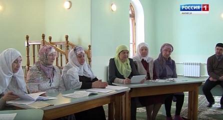 Изге мечет – Мирадж пророка Мухаммеда