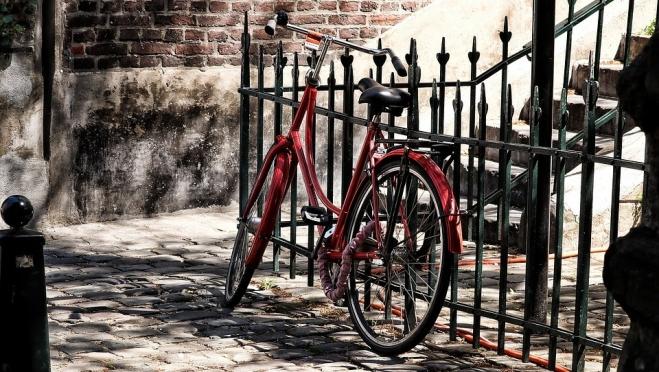 В республике продолжаются кражи велосипедов